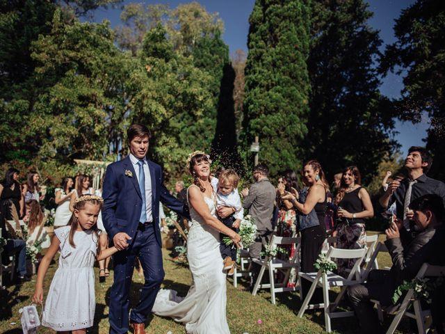 El casamiento de Sole y Mese