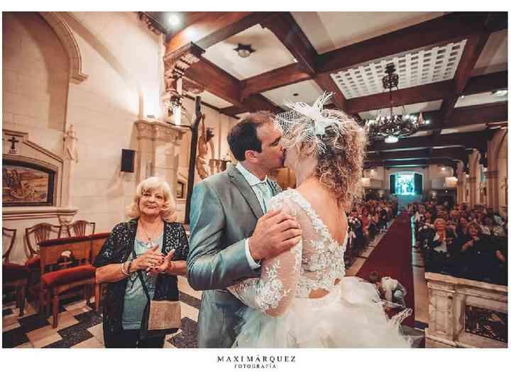 El casamiento de Analía  y Diego
