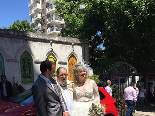 El casamiento de Analía  y Diego 3