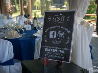 El casamiento de Marcela y Yamil 2