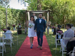 El casamiento de Marcela y Yamil