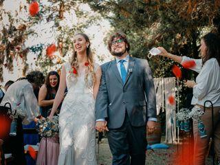 El casamiento de Melisa y Franco