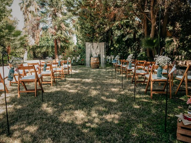 El casamiento de Franco y Melisa en Mendoza, Mendoza 8
