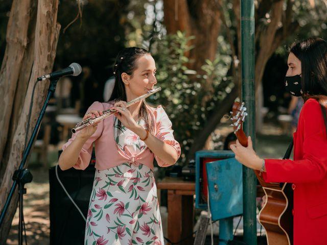 El casamiento de Franco y Melisa en Mendoza, Mendoza 17