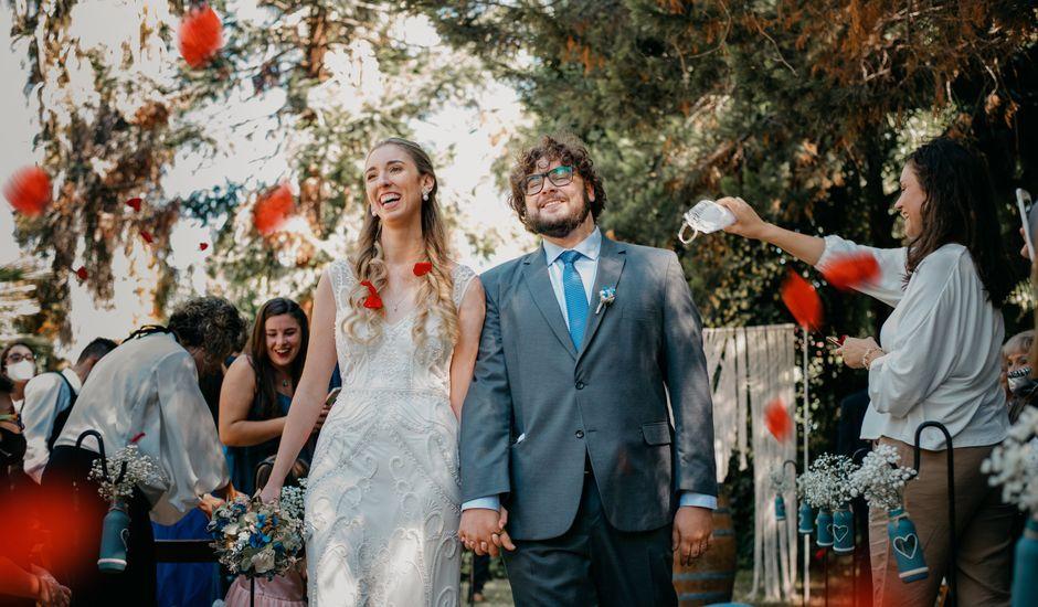 El casamiento de Franco y Melisa en Mendoza, Mendoza