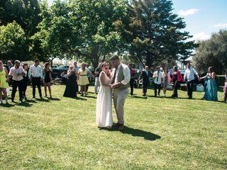 El casamiento de Silvina y Javier