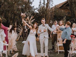 El casamiento de Yanina y Emilio