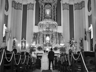 El casamiento de Rebeca y Angel 1
