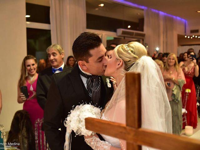 El casamiento de Marianela  y Fabian