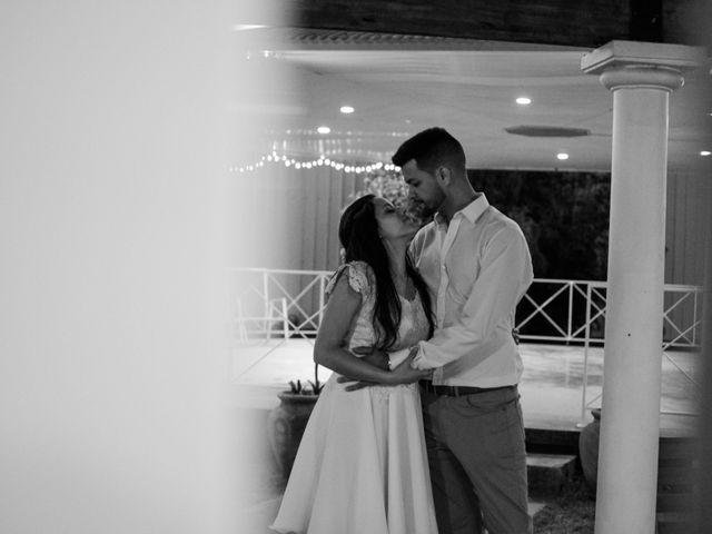 El casamiento de Milagros y Marcos