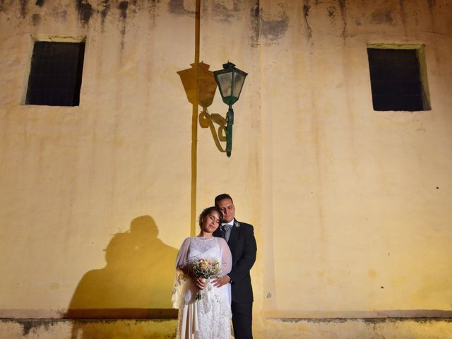 El casamiento de Rebeca y Angel