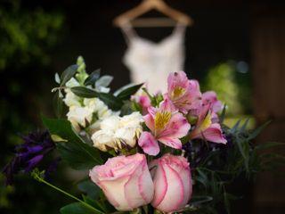 El casamiento de Flor y Guille 3