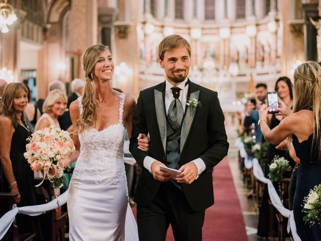El casamiento de Leo y Ceci en Balvanera, Capital Federal 14