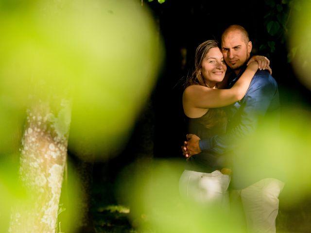El casamiento de Leo y Rosario en Wilde, Buenos Aires 1