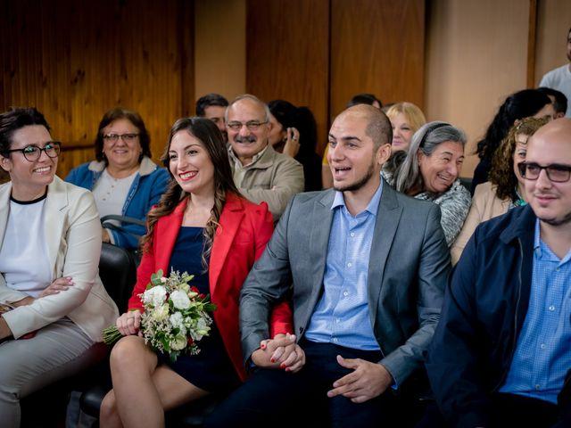 El casamiento de Leo y Rosario en Wilde, Buenos Aires 9