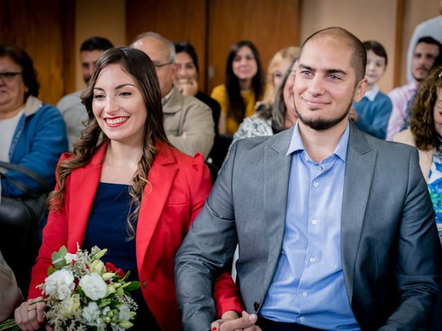 El casamiento de Leo y Rosario en Wilde, Buenos Aires 10