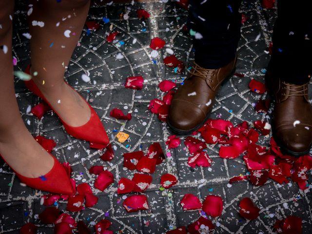 El casamiento de Leo y Rosario en Wilde, Buenos Aires 18