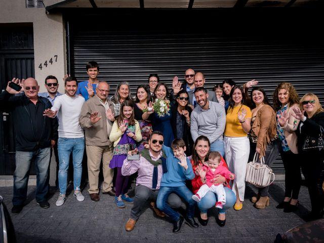 El casamiento de Leo y Rosario en Wilde, Buenos Aires 19