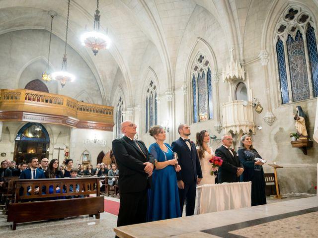 El casamiento de Leo y Rosario en Wilde, Buenos Aires 38