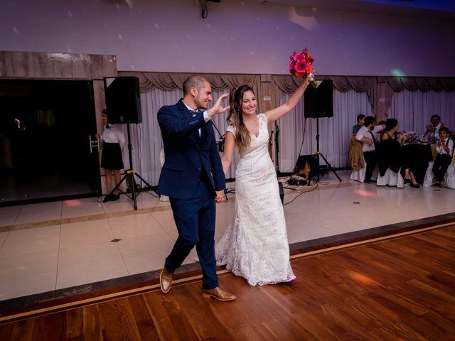 El casamiento de Leo y Rosario en Wilde, Buenos Aires 61