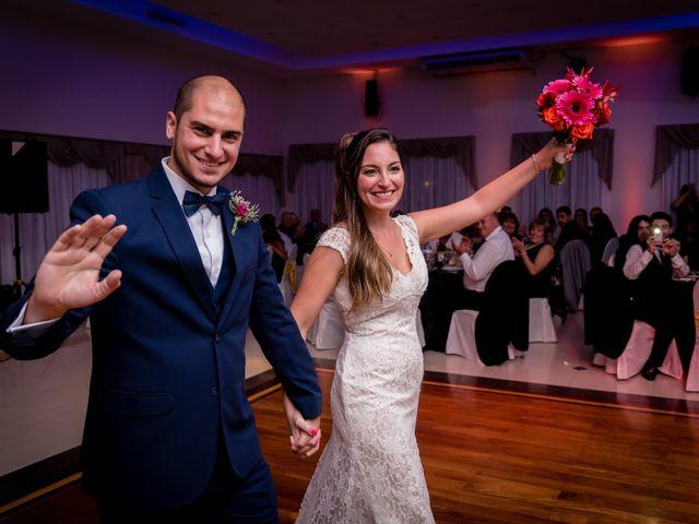 El casamiento de Leo y Rosario en Wilde, Buenos Aires 62