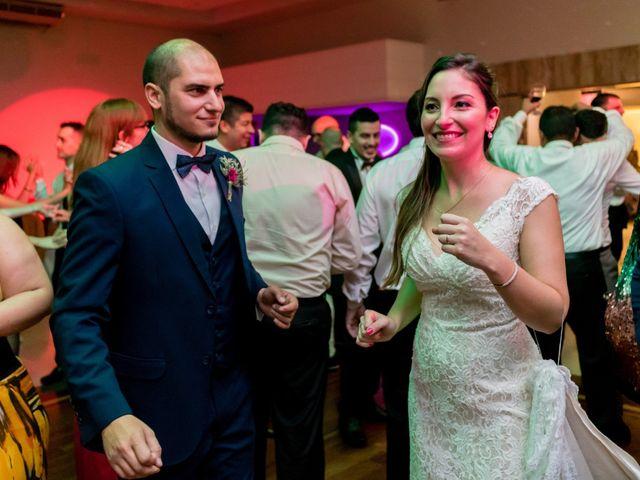 El casamiento de Leo y Rosario en Wilde, Buenos Aires 70