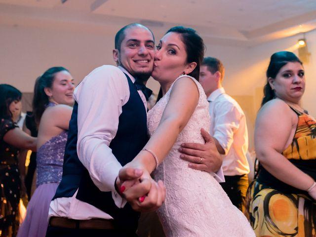 El casamiento de Leo y Rosario en Wilde, Buenos Aires 77
