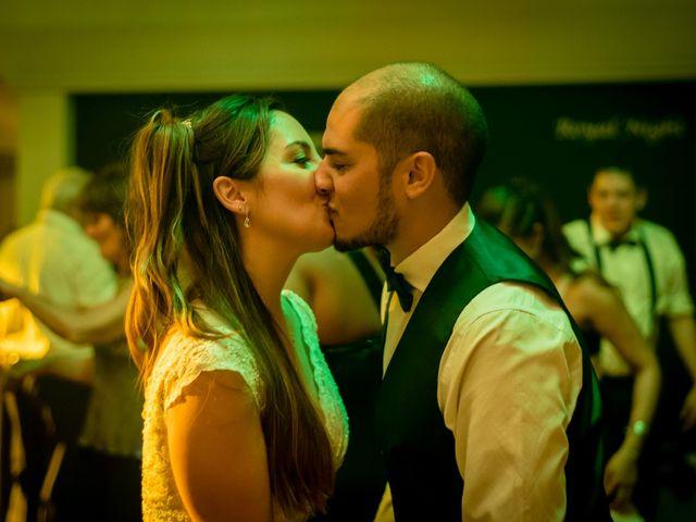 El casamiento de Leo y Rosario en Wilde, Buenos Aires 87