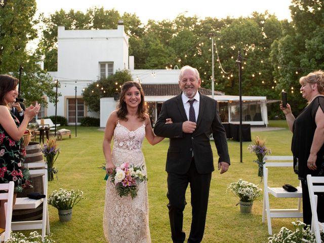 El casamiento de Guille y Flor en Pilar, Buenos Aires 39