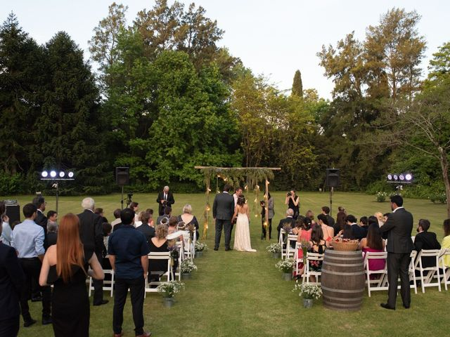El casamiento de Guille y Flor en Pilar, Buenos Aires 45