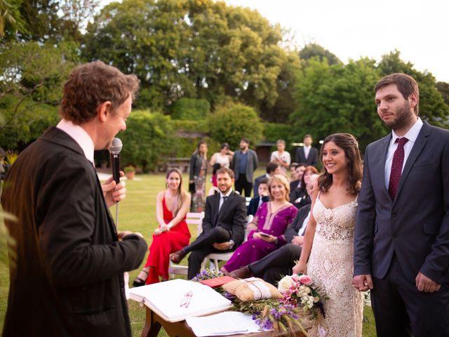 El casamiento de Guille y Flor en Pilar, Buenos Aires 50