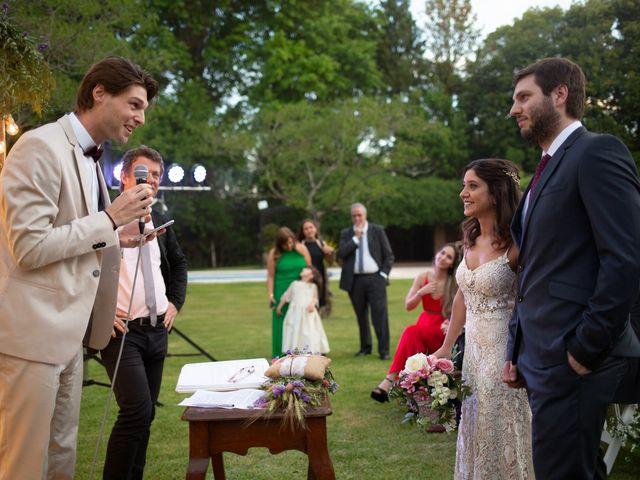 El casamiento de Guille y Flor en Pilar, Buenos Aires 54