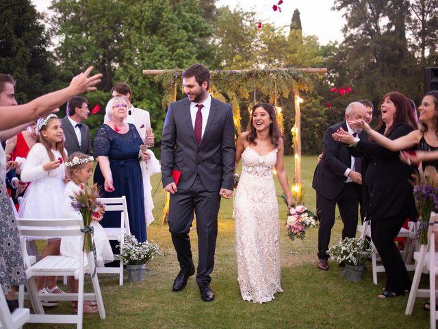 El casamiento de Guille y Flor en Pilar, Buenos Aires 58