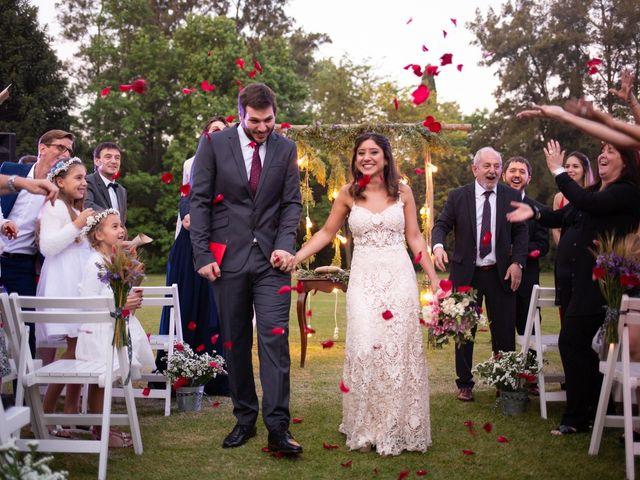 El casamiento de Guille y Flor en Pilar, Buenos Aires 59