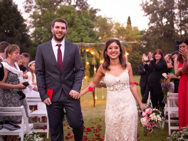 El casamiento de Guille y Flor en Pilar, Buenos Aires 1