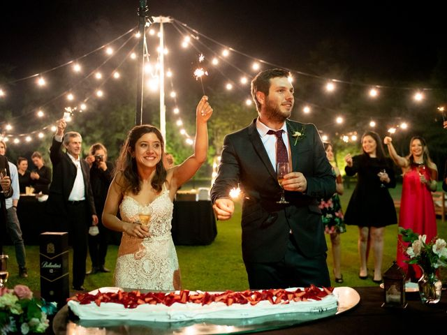 El casamiento de Guille y Flor en Pilar, Buenos Aires 90