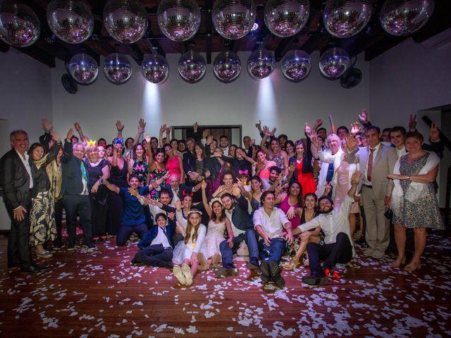 El casamiento de Guille y Flor en Pilar, Buenos Aires 104