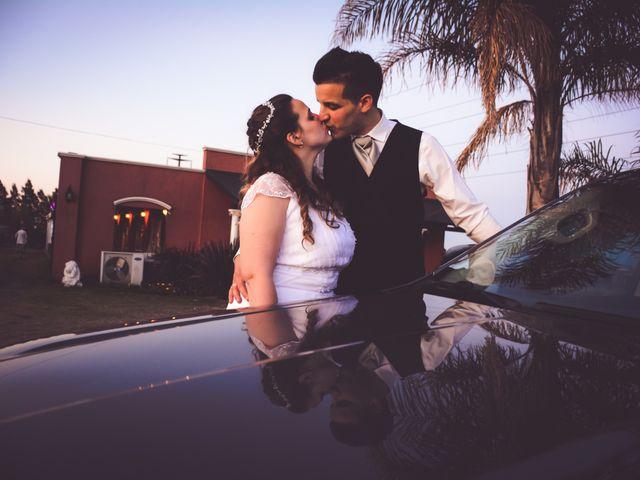 El casamiento de Natalí y Diego