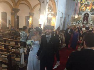 El casamiento de Aye y David 2