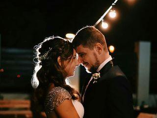 El casamiento de Gabriel y Coral