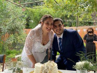 El casamiento de Florencia y Cristian 2