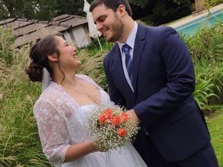 El casamiento de Florencia y Cristian