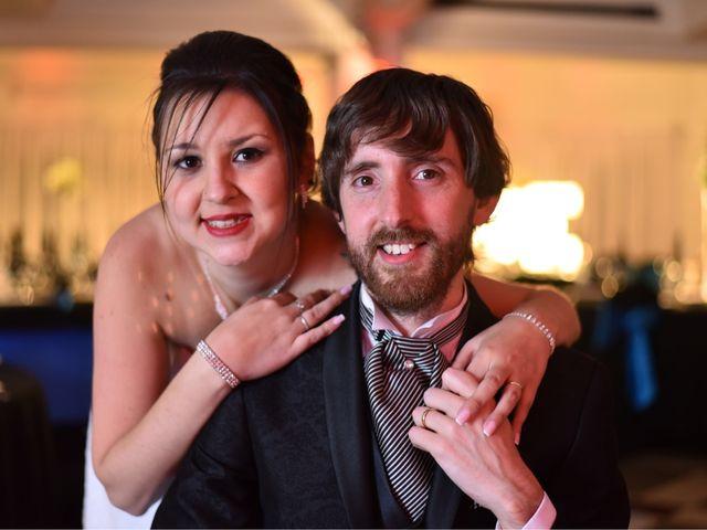 El casamiento de Aye y David