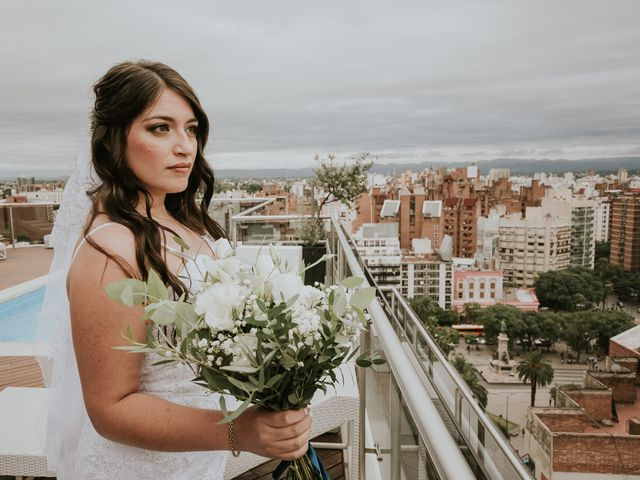 El casamiento de Saul y Jesi en Córdoba, Córdoba 16