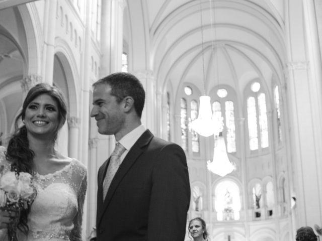 El casamiento de Mariela y Diego