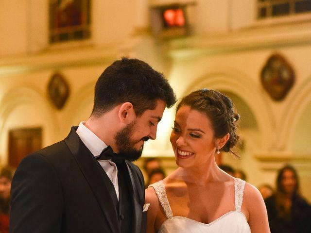 El casamiento de Estefanía y Martín