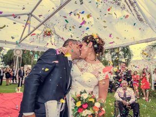 El casamiento de Ely y Miguel