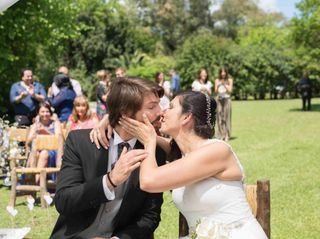 El casamiento de Marianela y Fabián