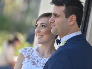 El casamiento de Anabell y Matías 1