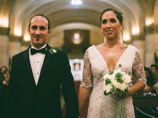 El casamiento de Eliana y Leandro
